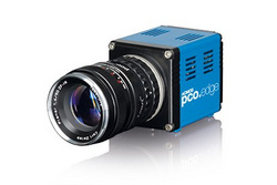 pco.edge 4.2 SCMOS scientific CMOS camera system